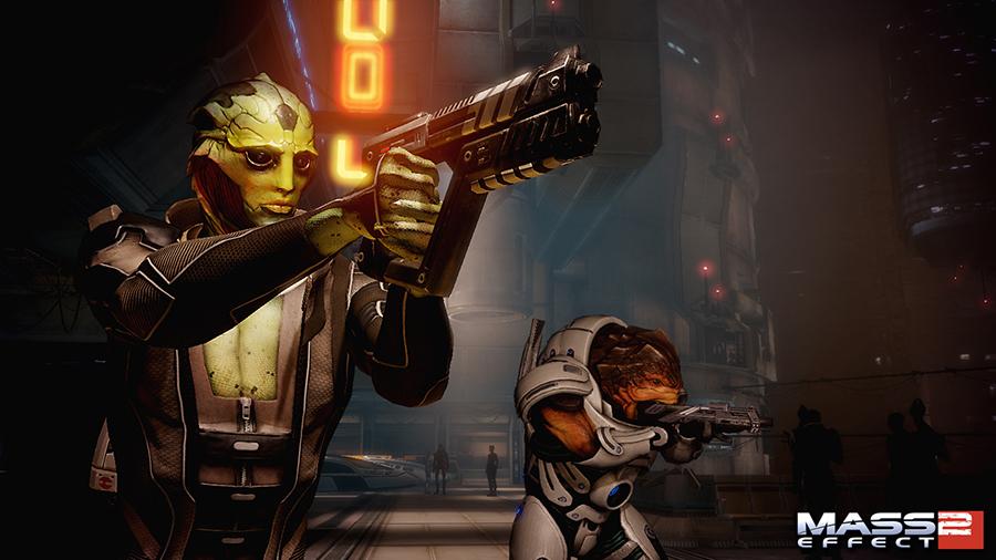 Reseña de Mass Effect 2