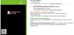 Mirror's Edge 2 en Amazon