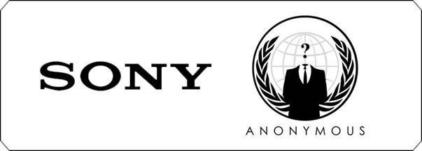 Sony acusa a Anonymous