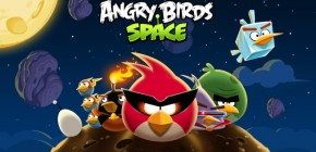 Tráiler de Angry Birds Space. Pajaritos espaciales.