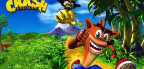Crash Bandicoot XS
