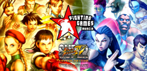 Banner Web fighting games murcia