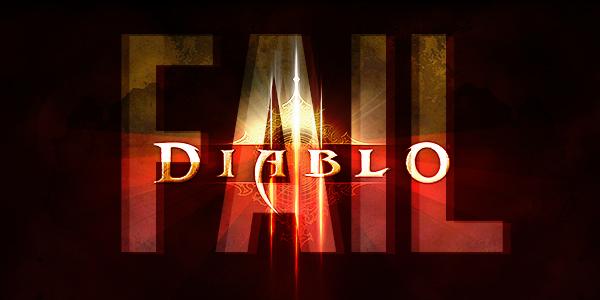 Diablo III ha llegado hoy y lo ha hecho con ciertos problemas.
