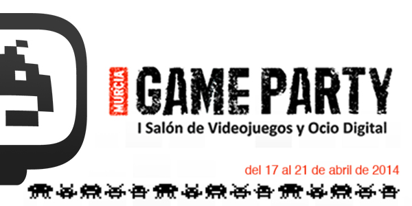 Fangames estará en la Murcia Game Party