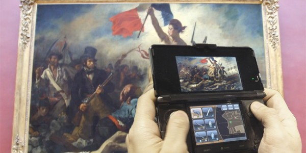 La 3DS, en un museo