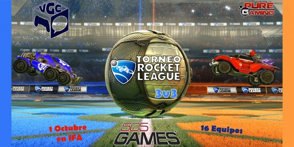 Rocket League VGC 2016