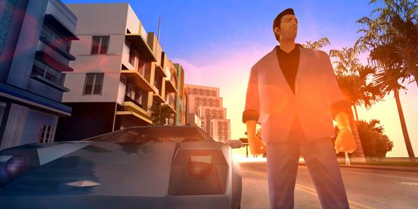 Posible regreso de GTA III y Vice City